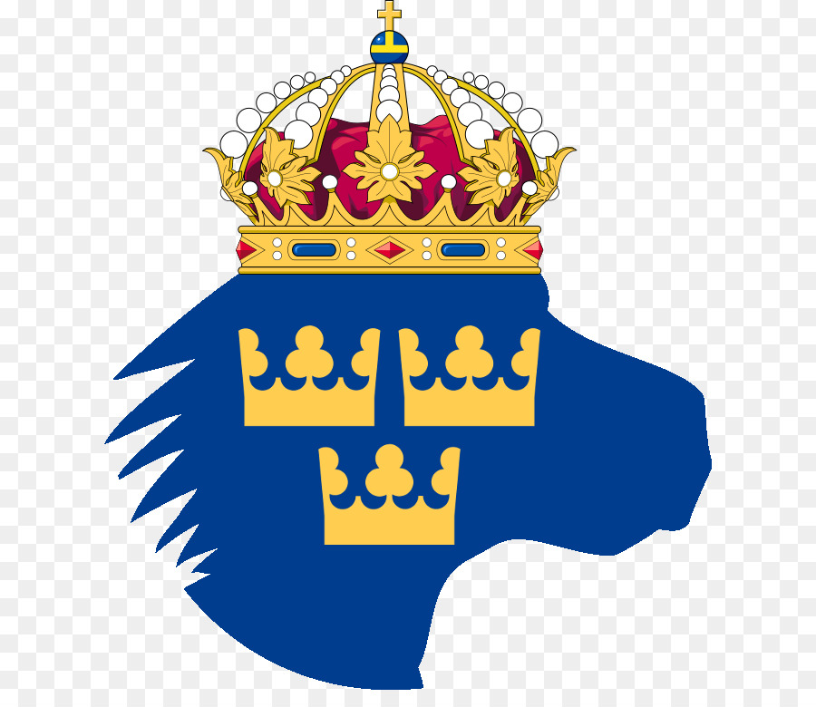 Flag of Sweden Crest Coat of arms of Sweden - Flag