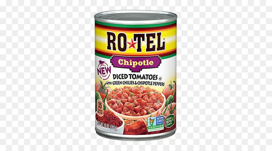 carne Ro-Tel Chipotle Chili pepper