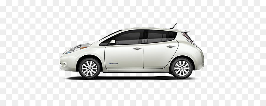 2018 Nissan Leaf Electric Vehicle Car Motor Png