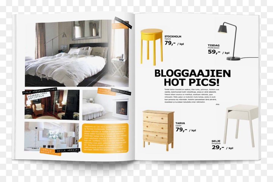 Furniture Brand Ikea Catalogue Png Download 1100 717 Free