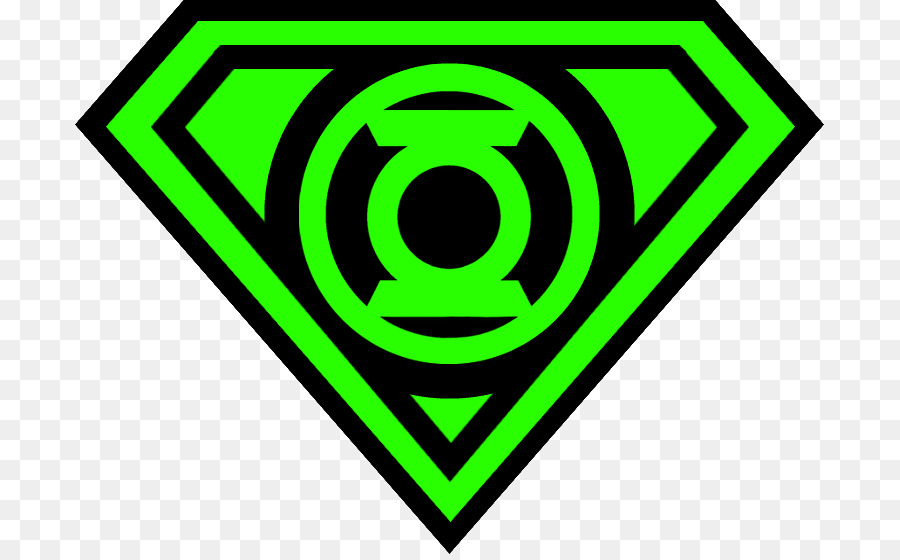 Superman Logo Green Lantern Corps Flash Superman Png Download