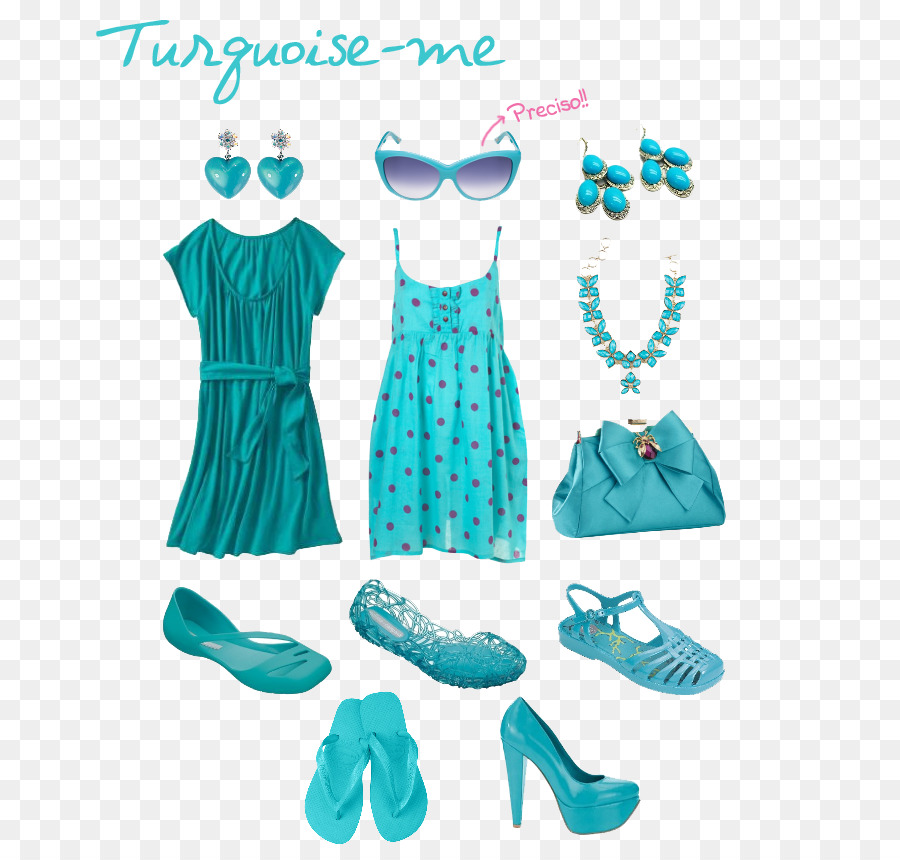 Sapato para vestido azul turquesa