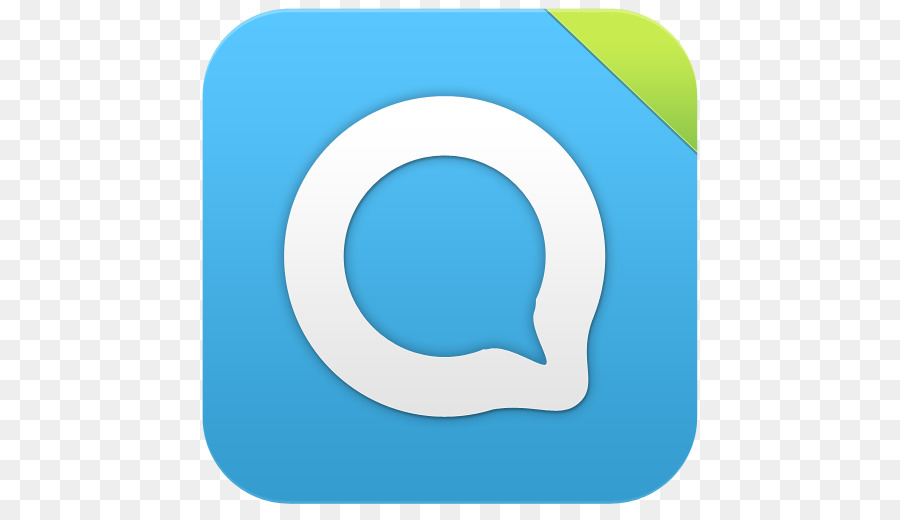 Tencent Qq Blue png download , 512*512 , Free Transparent