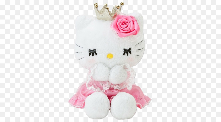 Plush Hello Kitty Stuffed Animals Cuddly Toys Doll Doll Png