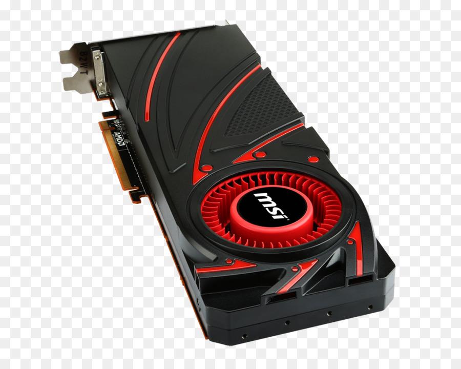 Amd Radeon Rx 200 Series Hardware png download - 1000*800