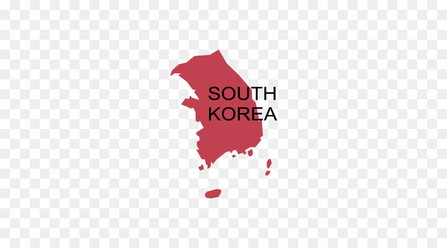 South Korea World Map Korean Peninsula Email Map Png Download