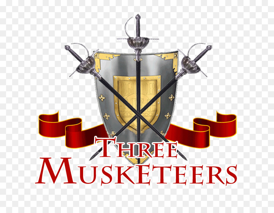 Logo The Three Musketeers Ribbon Ribbon Png Download 700700