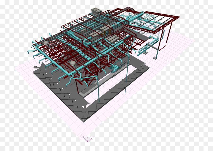 Archicad Structure png download - 1287*895 - Free Transparent