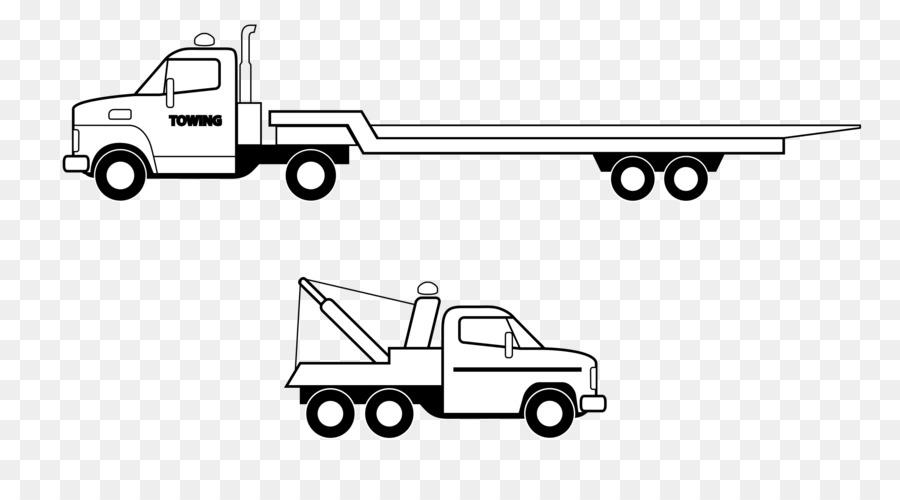 Camión de remolque camión Semi-remolque, camión Mack Trucks - camión ...