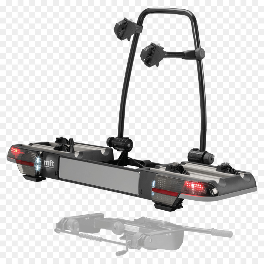 Tow Hitch Bicycle Carrier Electric Smd Led Module Automotive Carrying Rack Png 1600 Free Transpa