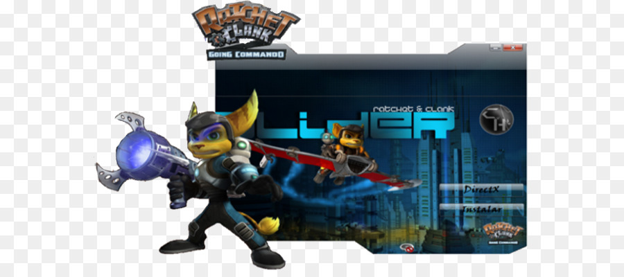 ratchet and clank secret agent clank