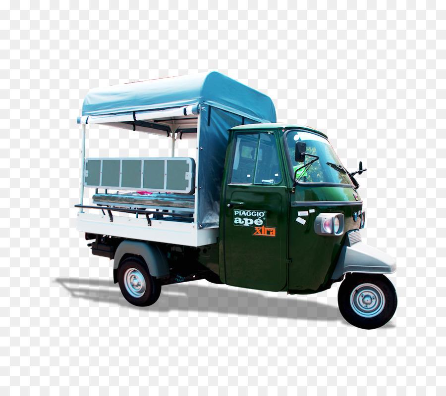 Piaggio Ape Pickup Truck Car Auto Rickshaw Pickup Truck Png