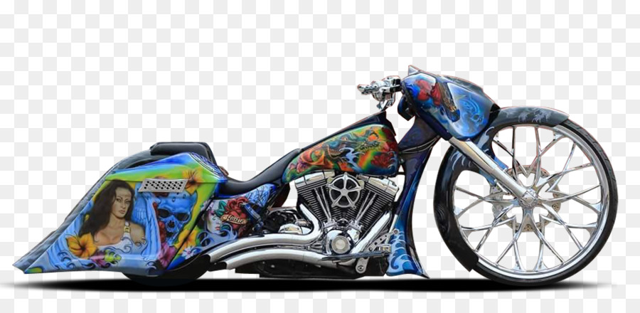 Bicycle Frames Saddlebag Motorcycle accessories Chopper Harley ...