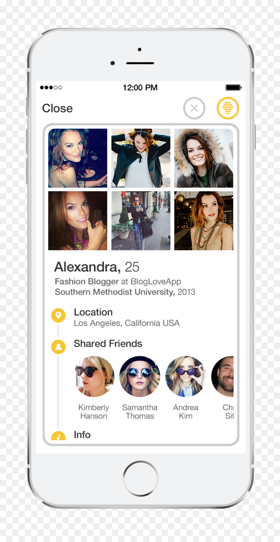 Bumble dating service