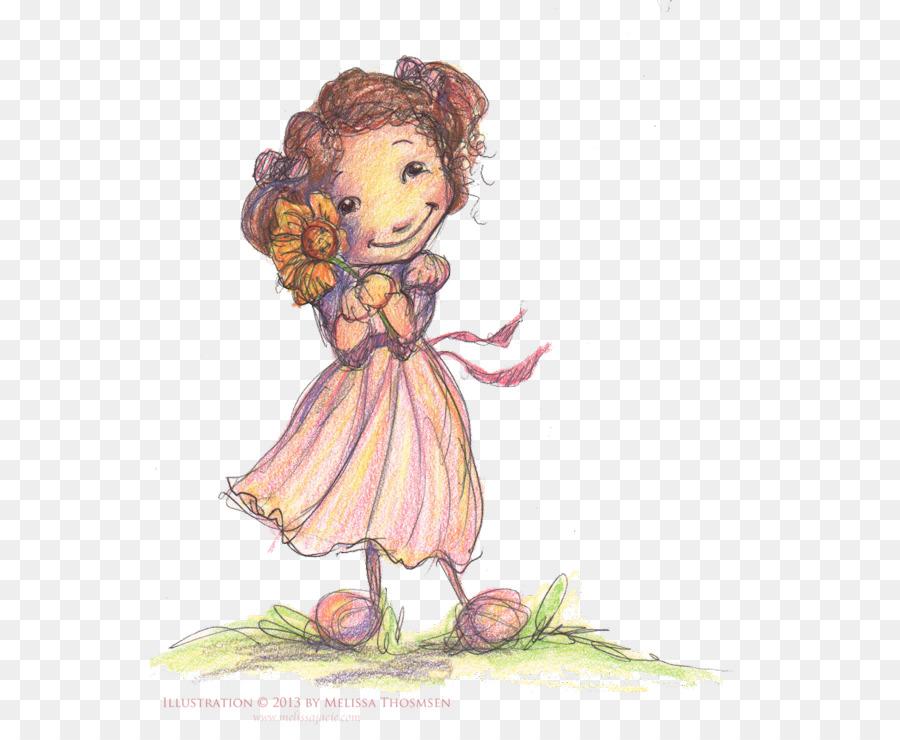 b8dc4dd35487 Fairy Costume design Cartoon Flower - Fairy png download - 600 725 ...
