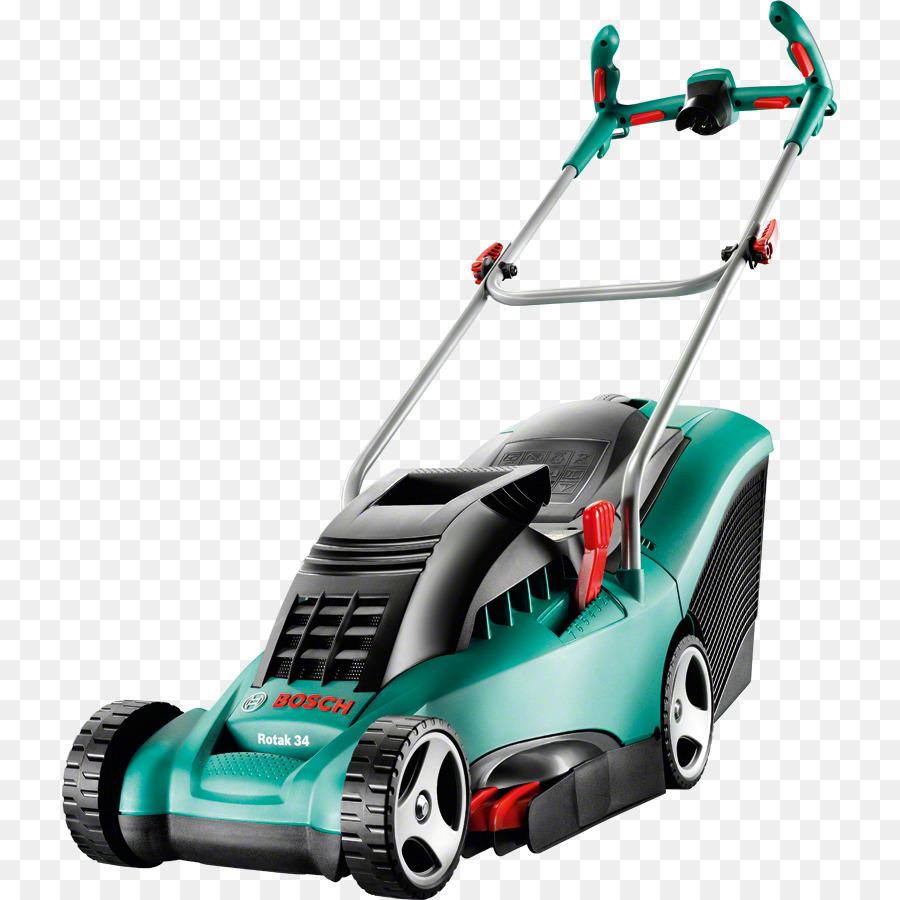 lawn mowers bosch rotak 34 r bosch rotak 37 - lawn mower - electric
