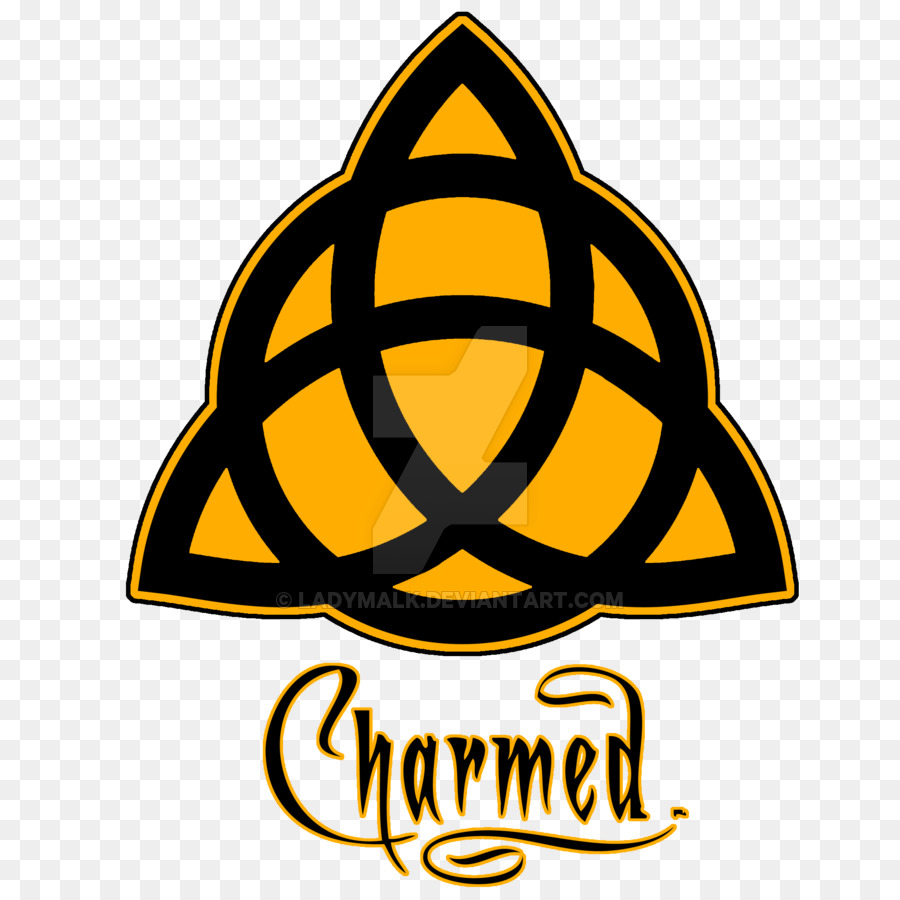 Triquetra Power Of Three Forever Charmed Tattoo Symbol Png