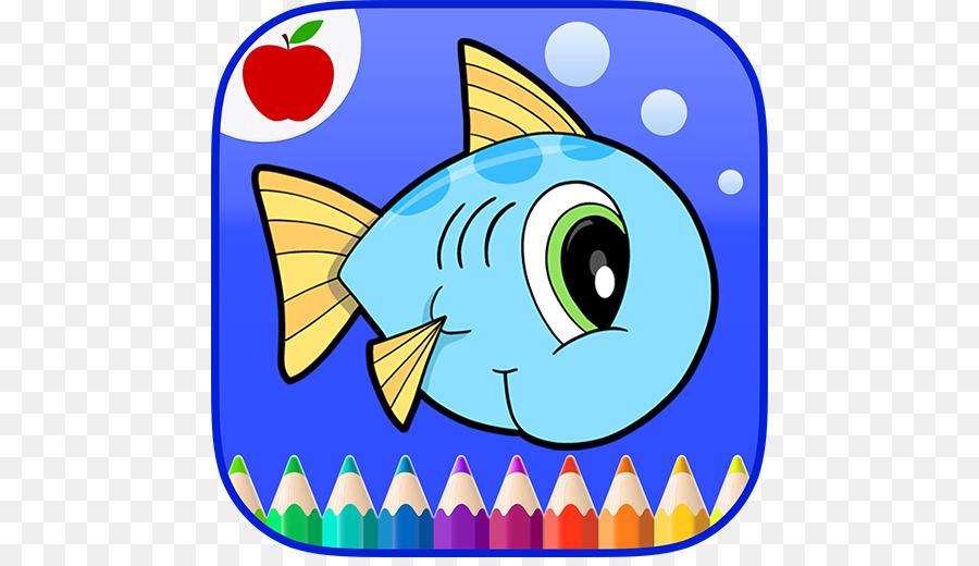 Ocean Animals Coloring Book Easter For Poke Monster Cartoons