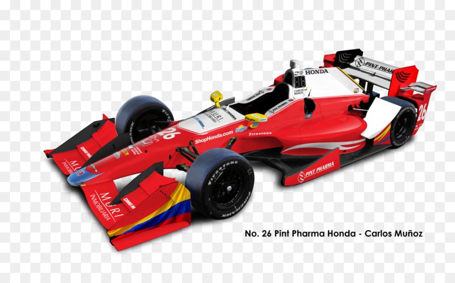 2015 Indycar Series 2016 Indycar Series Coche De Formula Uno 500