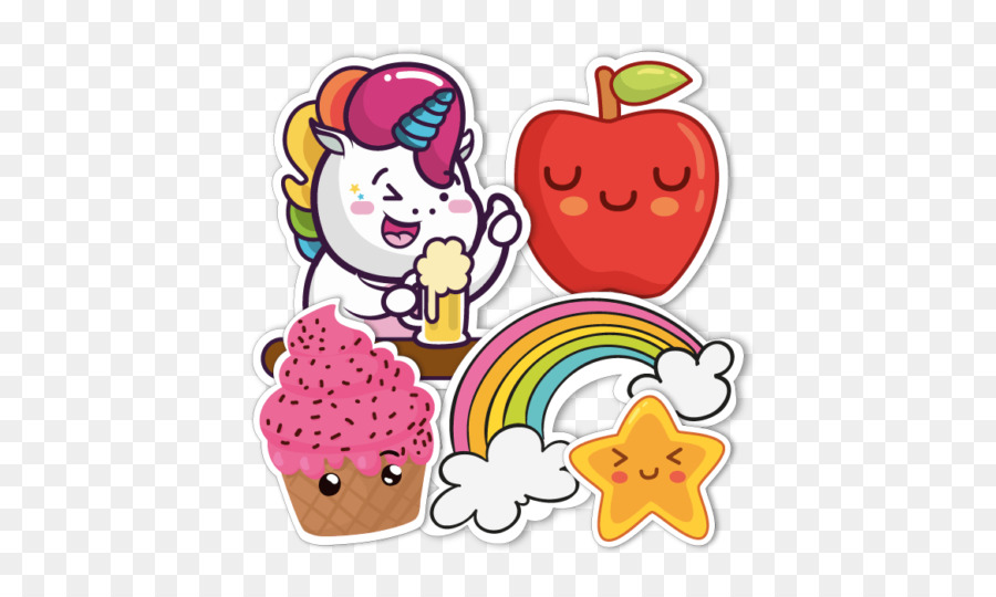 17216ee7bd T-shirt Unicorn Tube top Sticker Livery - T-shirt png download - 540 540 -  Free Transparent Tshirt png Download.