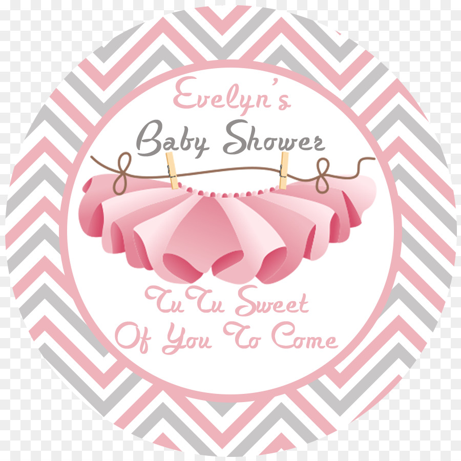 Baby Shower Sticker Label Gift Party Favor Gift Png Download 900