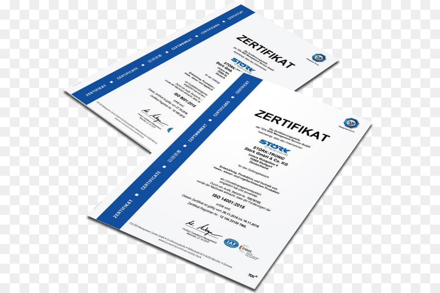 Kmmerling Certification Organization Quality Iso 9000 Supply
