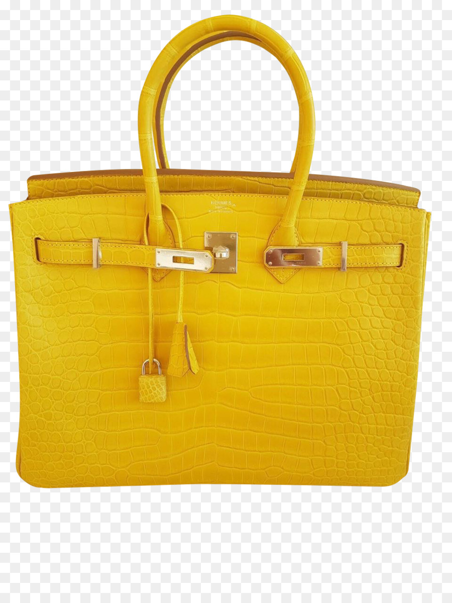 6c0586a6becc Tote bag Chanel Birkin bag Leather Yellow - chanel png download ...
