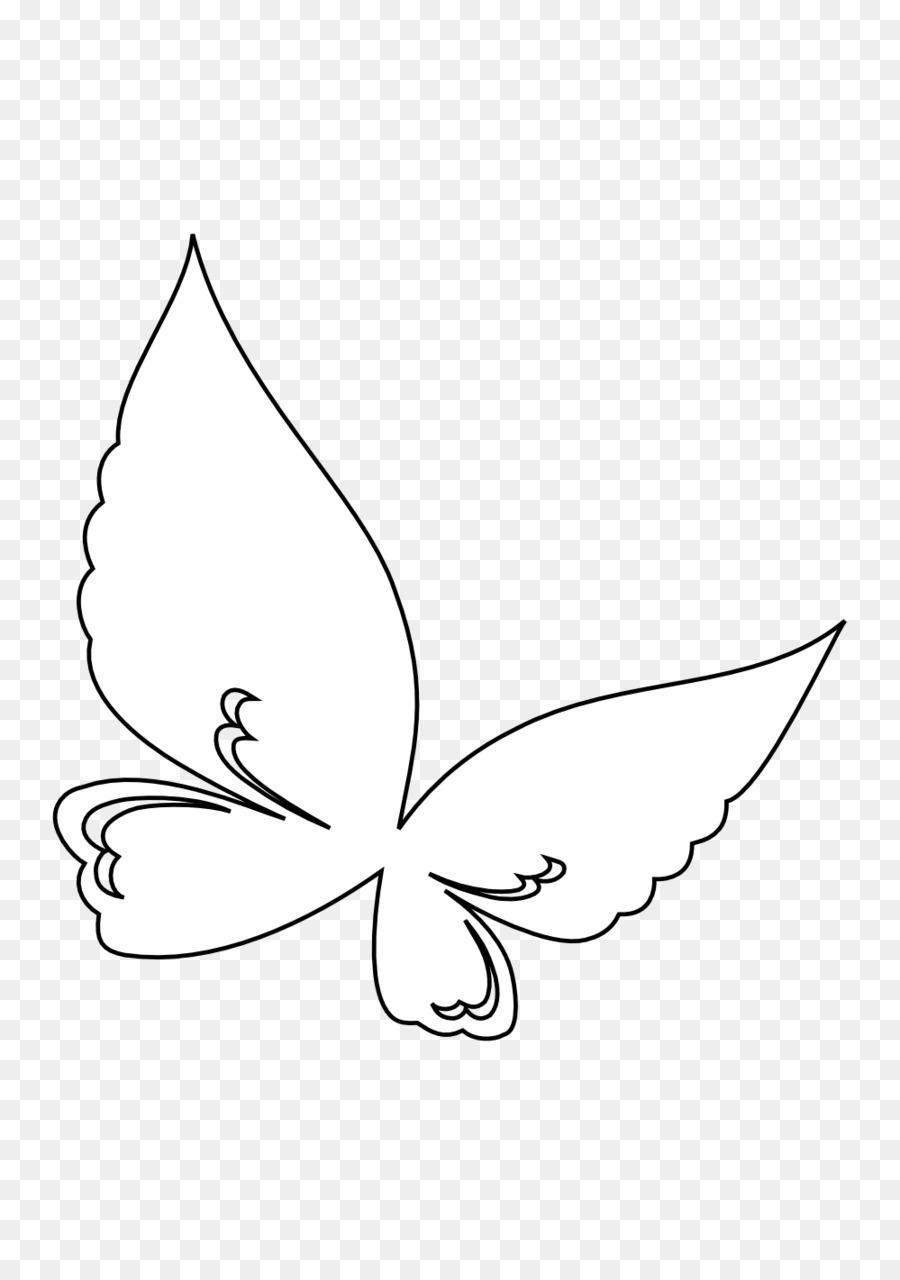 Cepillo de patas mariposas de Dibujo /m/02csf Clip art - Libro Para ...