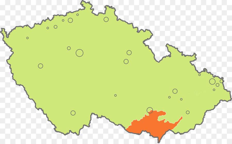 Karte Tschechien.Tschechische Republik Tschechische Sozialistische Republik Karte