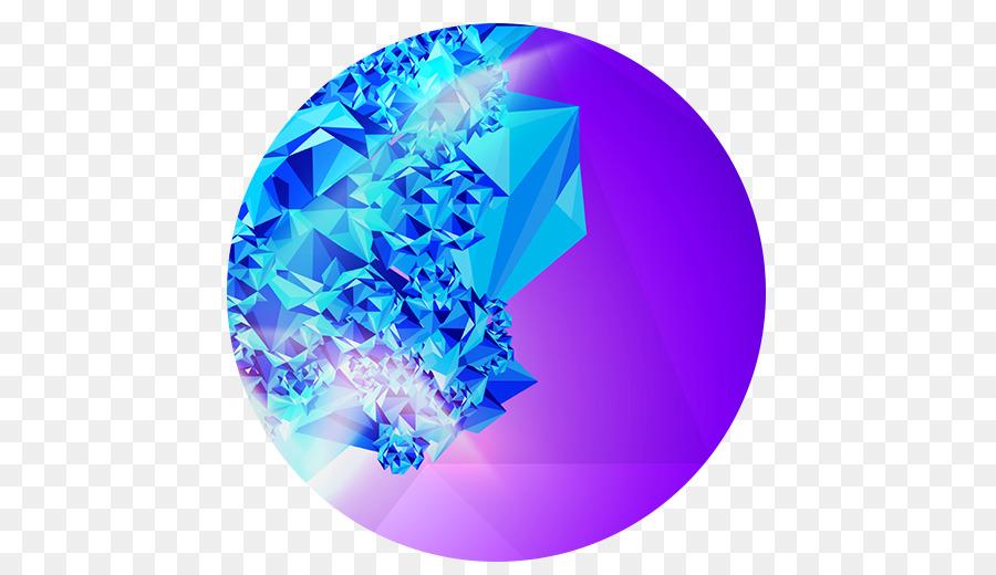 Desktop Wallpaper, Iphone X, Home Screen, Blue, Cobalt Blue PNG