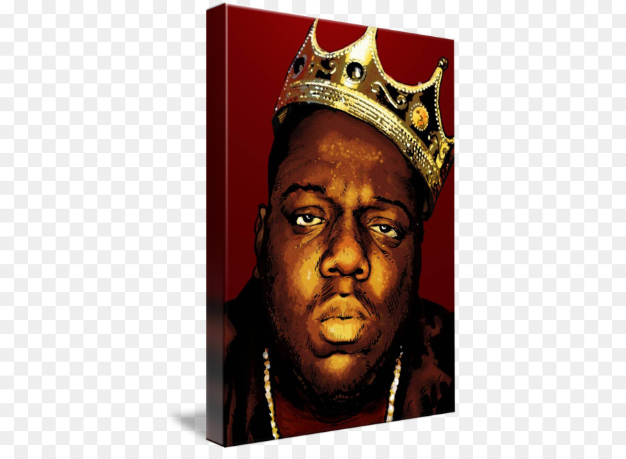 The Notorious BIG Biggie Tupac Painting Drawing