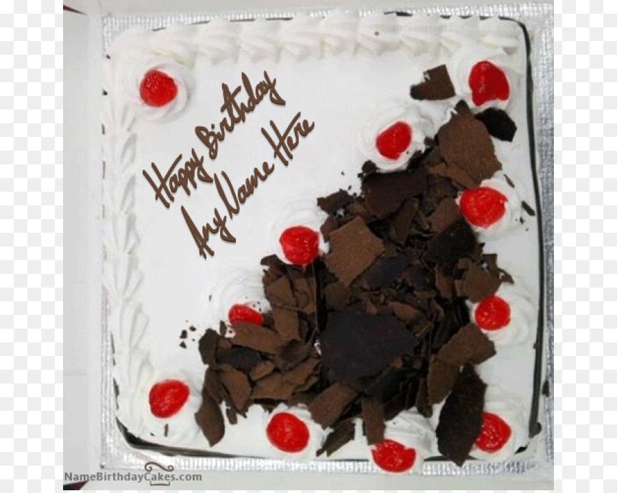 Birthday Cake Black Forest Gateau Chocolate Cake Wedding Cake