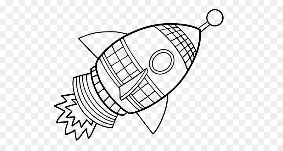 Libro para colorear Nave Cohete del espacio Exterior - Cohete ...