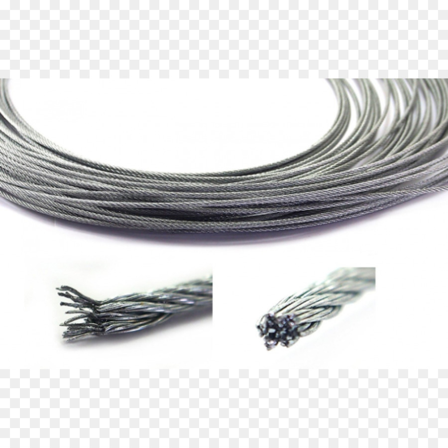 Wire rope Galvanization Electricity - rope