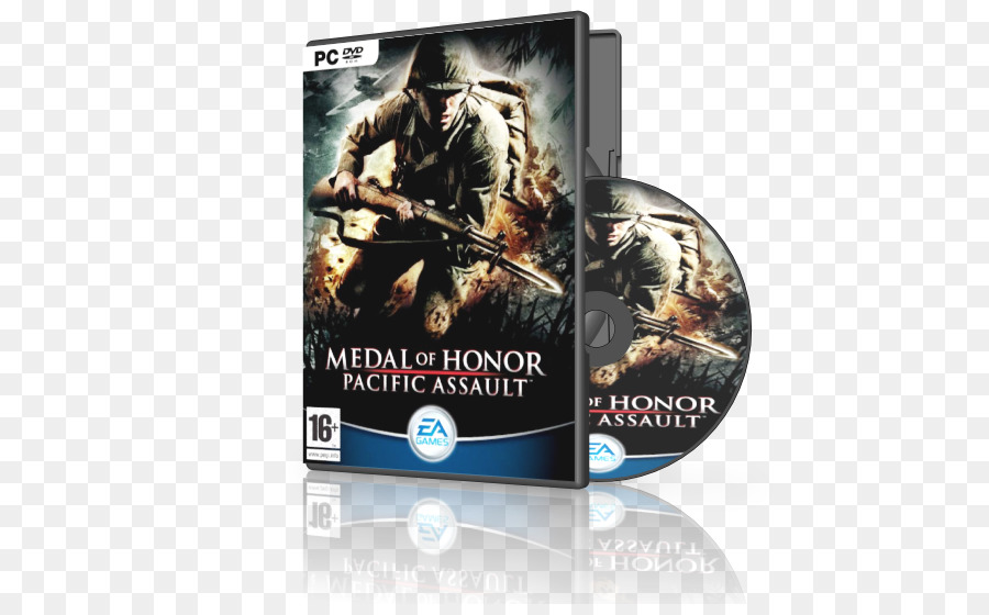 medal of honor pacific assault pc full game download