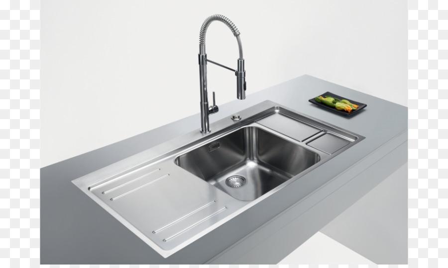 Tippen Sie auf Franke Küchen Spüle - Küche png herunterladen - 800 ...