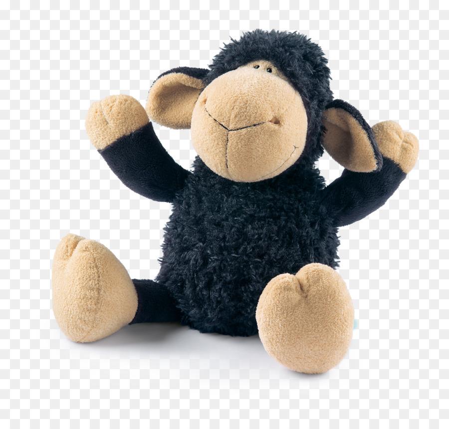 Stuffed Animals Cuddly Toys Sheep Plush Nici Ag Sheep Png