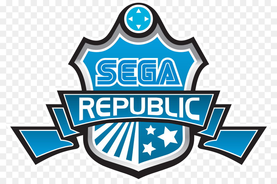 Sega Saturn Mega Drive Sega Republic Logo Symbol Png Download