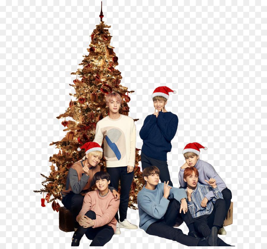 Christmas Tree Bts Wings Blood Sweat Tears Christmas Tree Png