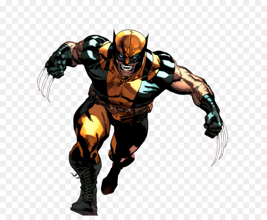 Wolverine Professor X Superhero Cartoon Avengers Vs X Men Efectos