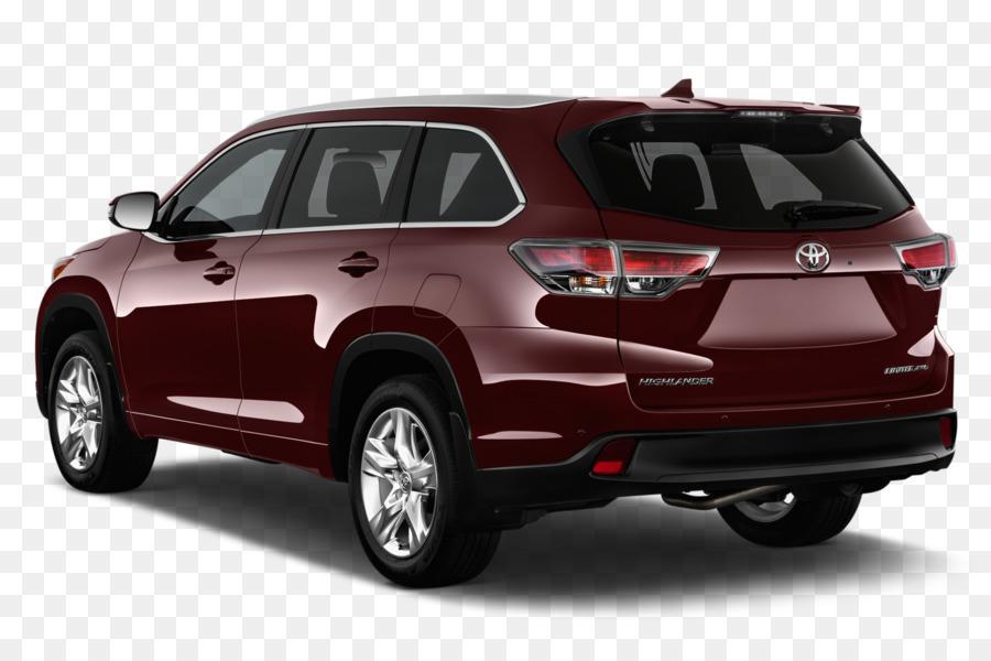 2017 Toyota Highlander Hybrid Car 2018 2016 Png 2048 1360 Free Transpa