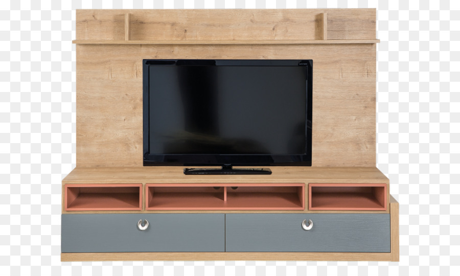 Shelf Television Entertainment Centers U0026 TV Stands Flat Panel Display Wood    Wood