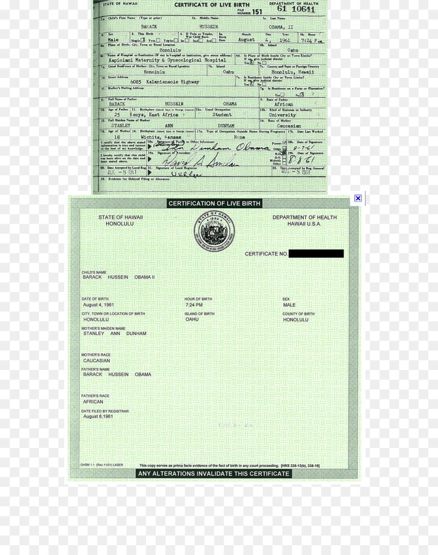 United States Barack Obama Citizenship Conspiracy Theories Birth