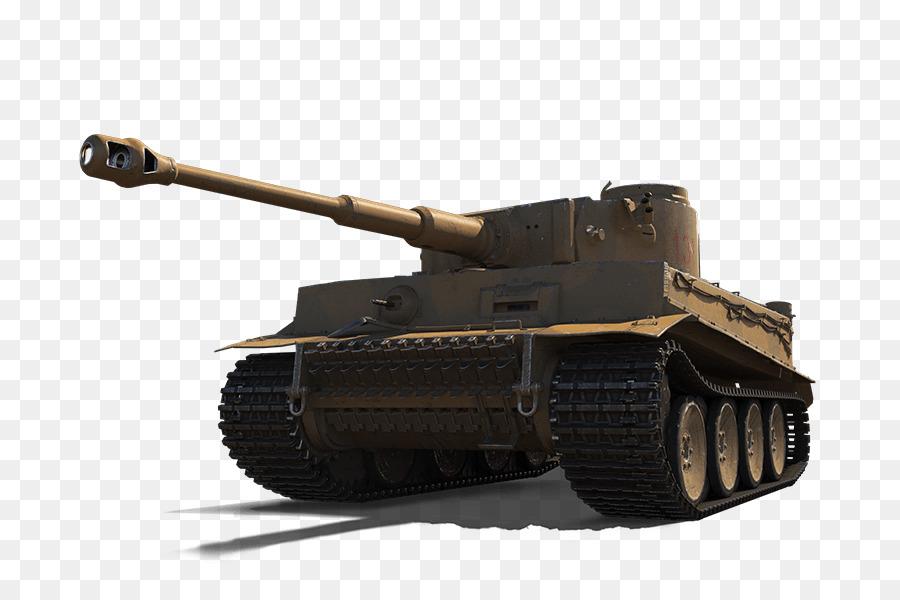 Churchill Tank World Panzer Tiger I Tiger 131 Tiger Panzer Png