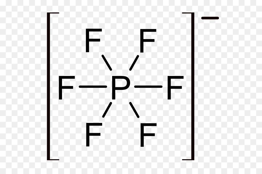 Hexafluorophosphoric Säure Anorganische Chemie Chemische