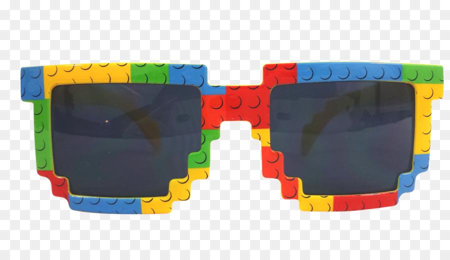 Toy A Favor Juguete Formatos De Gafas Del Lego Partido b7fg6y