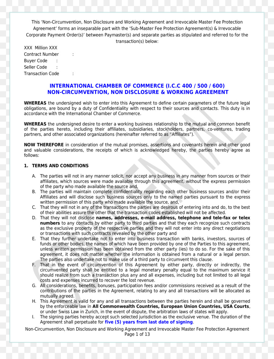 Sampling Distribution Document Canada State Bank Of India Doc
