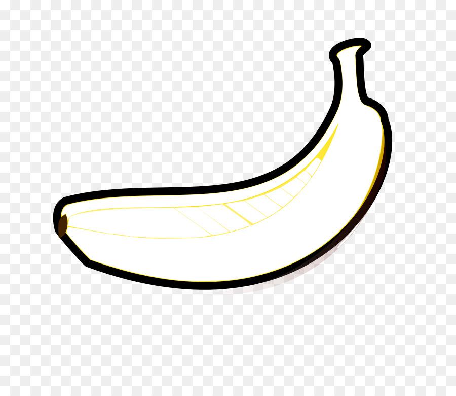 Banano Musa × cielo libro para Colorear, imágenes prediseñadas ...