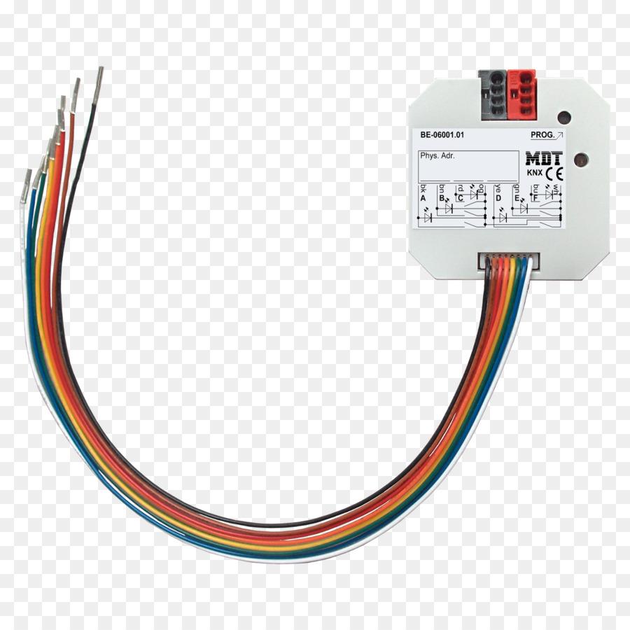 Sensor Knx Dry Contact Mdt Technologies Gmbh Platin Messwiderstand Smart Home Wiring