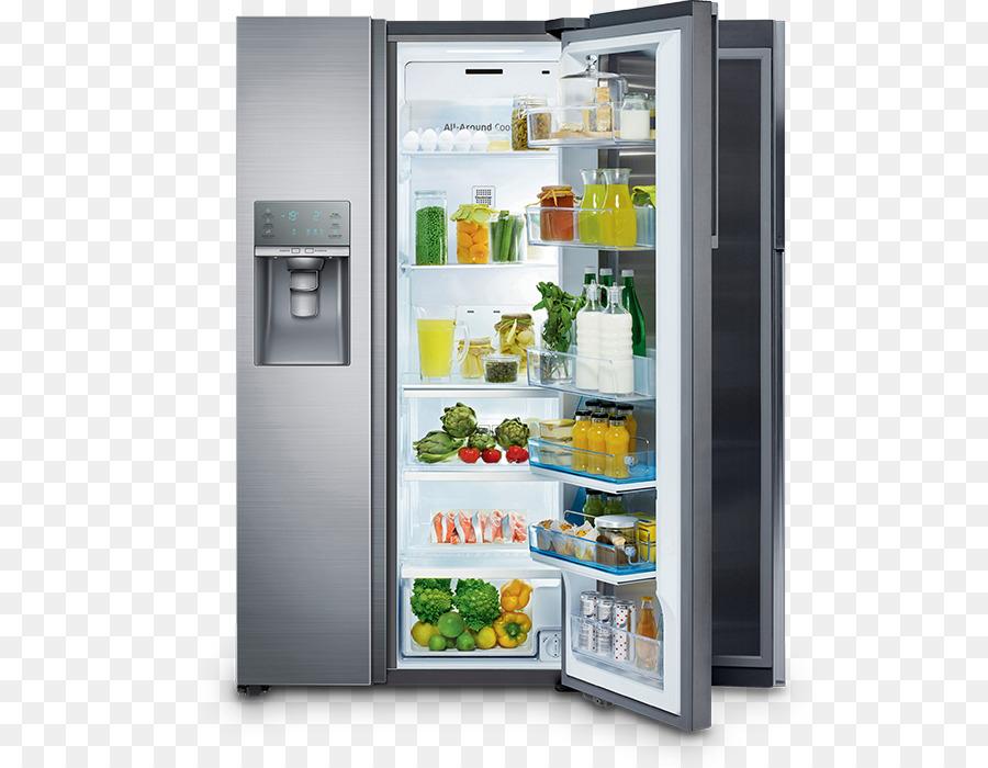 Side By Side Kühlschrank Samsung : Samsung food showcase rh h h rs hdhpn samsung cu ft